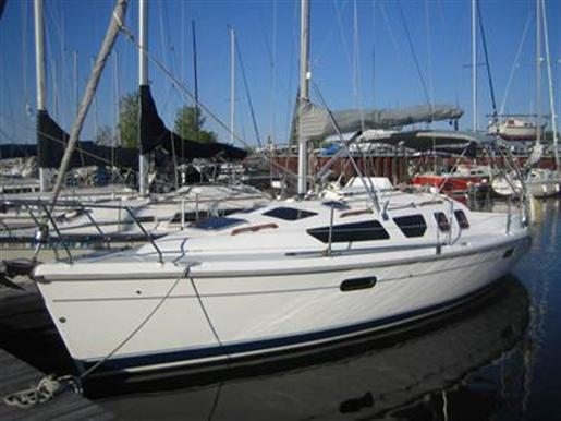 2000 Hunter Marine Hunter320