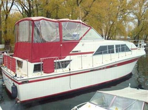 1983 Chris Craft 381 Catalina
