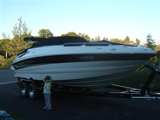 2007 Crownline 240 LS