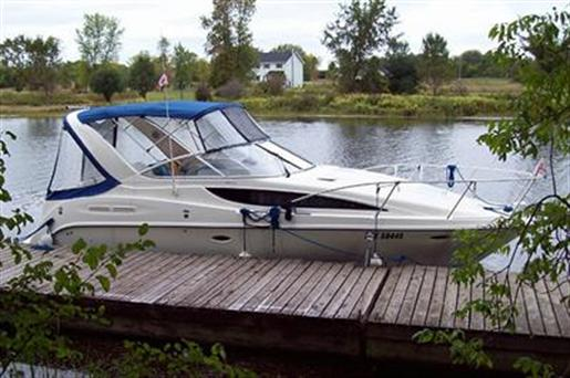1996 bayliner 285 cierra Classified Ad - Wheeling Yachts For Sale ...