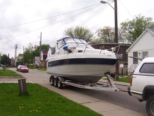 1997 Four Winns Four Winns Vista 278 For Sale
