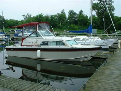 1986 Chris Craft 260