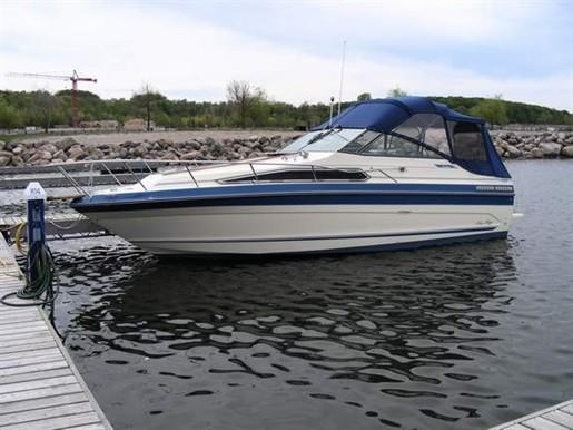 1987 Sea Ray 268 Sundancer M/C