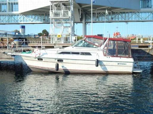 1991 Cruisers Yachts 2970 Rogue For Sale