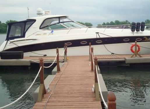 2001 Searay 510 Sundancer