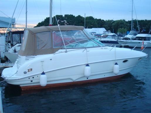 2003 Larson 274 Cabrio