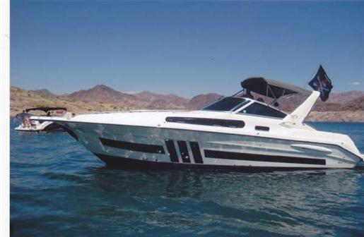 1991 Sea Ray 310 Sundancer