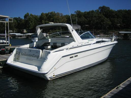 1991 Sea Ray 37 SUNDANCER