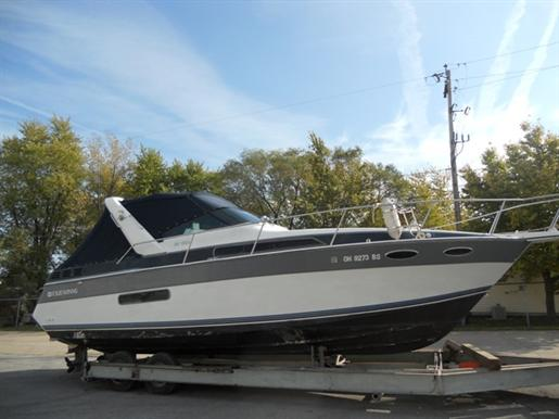 31' Four Winns 315 Vista Cruiser Classified Ad - Nevada Motor Boats For Sale ...