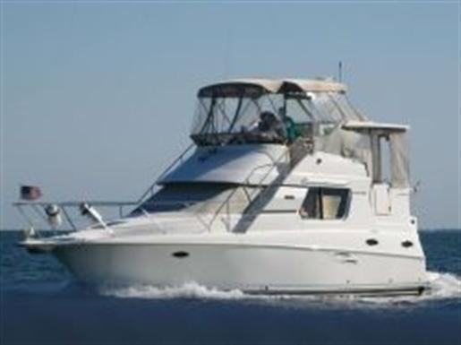 2000 SILVERTON 322 Motoryacht