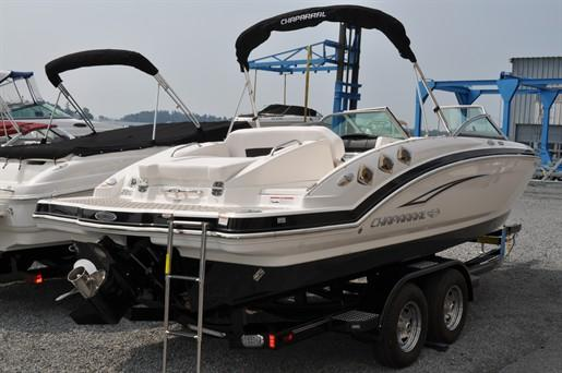 2012 Chaparral 226 SSI Wide Tech