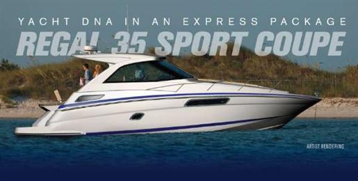 2012 Regal 35 Sport Coupe