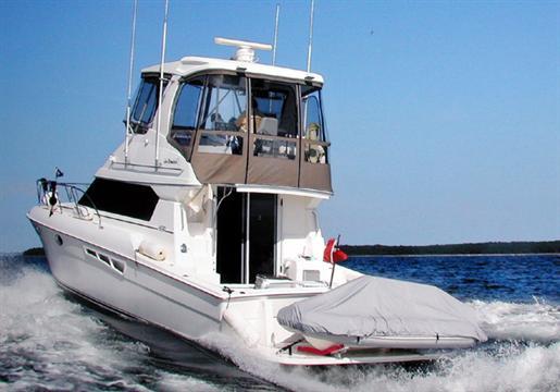 2000 Silverton 42 Convertible Motor Yacht