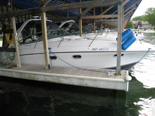 2000 Four Winns 328 Vista Express Cruiser