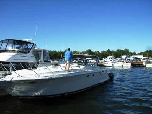 1987 Wellcraft 43 Portofino