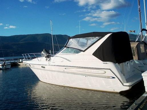2000 Maxum 3000 SCR Used Boats For Sale - West Kelowna, British .