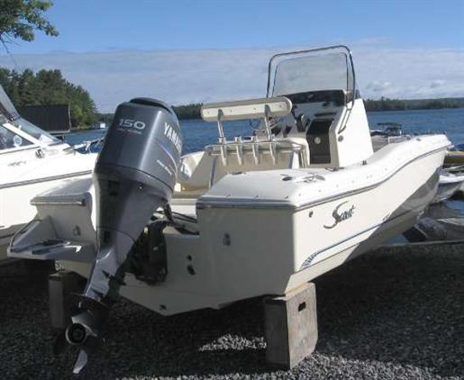 2006 Scout 205 Sportfish