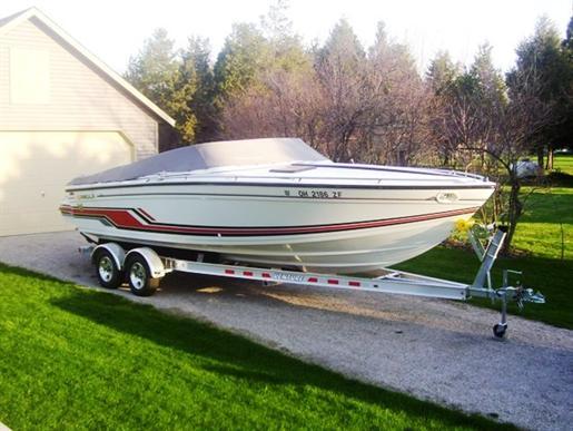 1990 Formula 242 LS Used Boats For Sale - Marblehead, Ohio ...