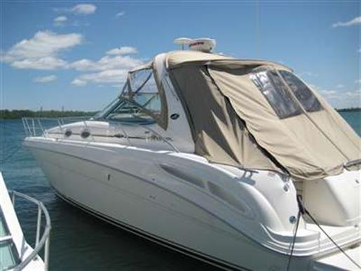 2002 Sea Ray 360 SUNDANCER