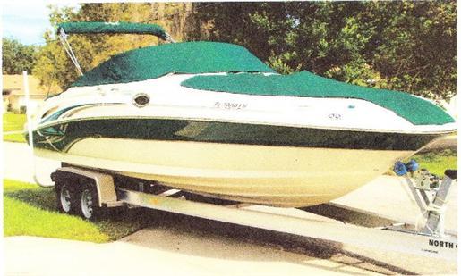 2002 Sea Ray 270 Sundeck