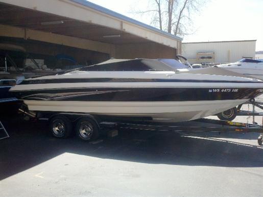 2008 Larson 248LXI
