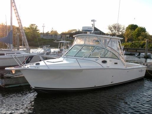 2005 Albemarle 28 Express Fisherman