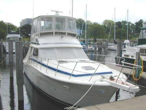 1986 Chris-Craft 42 COMMANDER