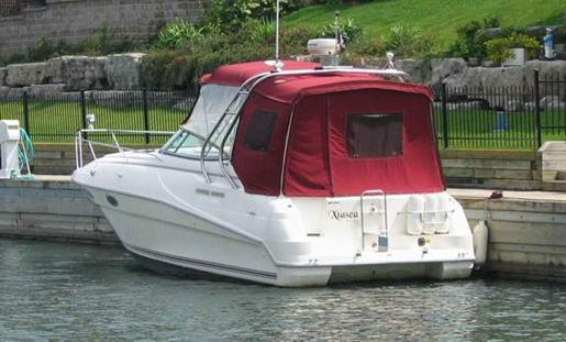 1994 Cruisers Yachts 3270 Esprit