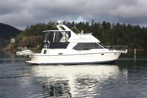 1999 Bayliner 4087