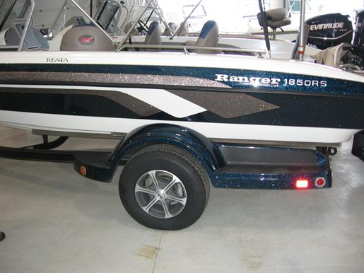 New ranger boats without motor all boats for Greenes boat and motor