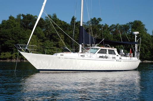 1983 C&C Custom Yachts 38 Custom Pilothouse