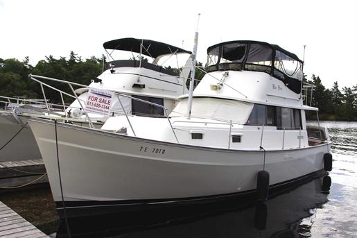 1979 Mainship 34 MkI Trawler