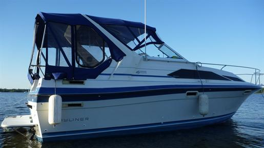 1988 BAYLINER 2855 CIERA SUNBRIDGE