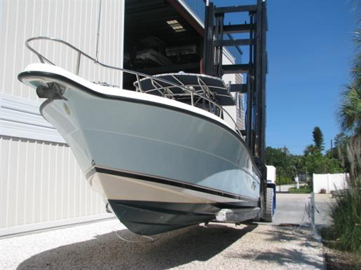 2005 Pursuit 2870 CENTER CONSOLE