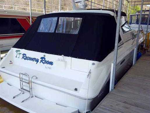 1992 Sea Ray 44 SUNDANCER