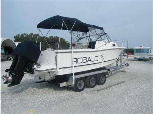 1997 Robalo 2540