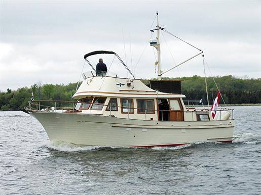 1979 Albin 36 DC Twawler