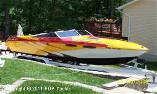 1985 Chris-Craft 260 Stinger