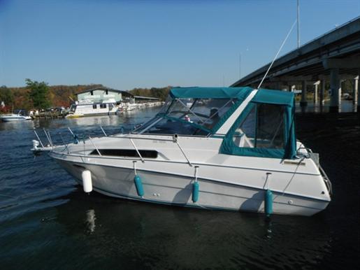 1991 Four Winns 265 Vista Cruiser