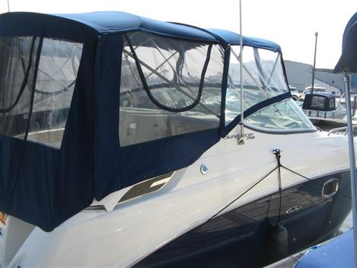 2009 Sea Ray 250 SUNDANCER