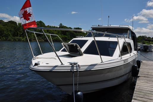 1992 Bayliner 2452 Classic Hardtop