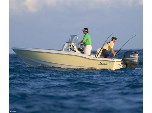 2007 Scout 187 Sportfish