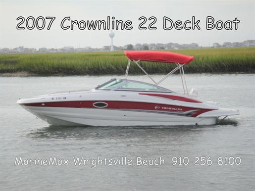 2007 Crownline 220 EX