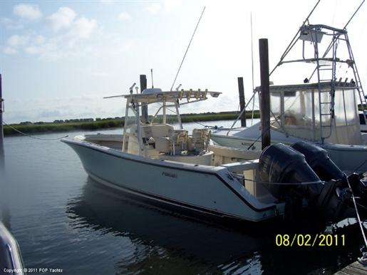 2005 Pursuit 3480 Center Console H4