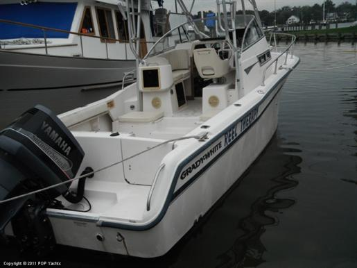 1998 Grady-White 268 Islander