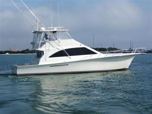 2002 Ocean Yachts 56 SS