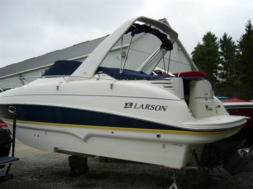 2005 Larson 274 CABRIO