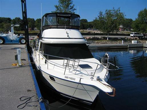 1986 COOPER YACHTS PROWLER 10 METER AFT CABIN MY