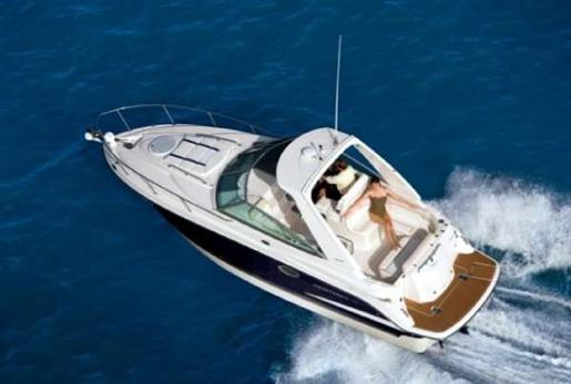 2012 Monterey 260SCR