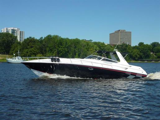 2008 Fountain 38 Express